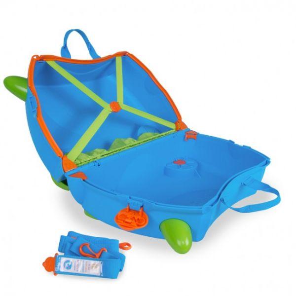 Vali trẻ em - Xanh năng động