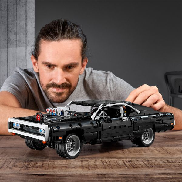 Siêu Xe Dom's Dodge Charger