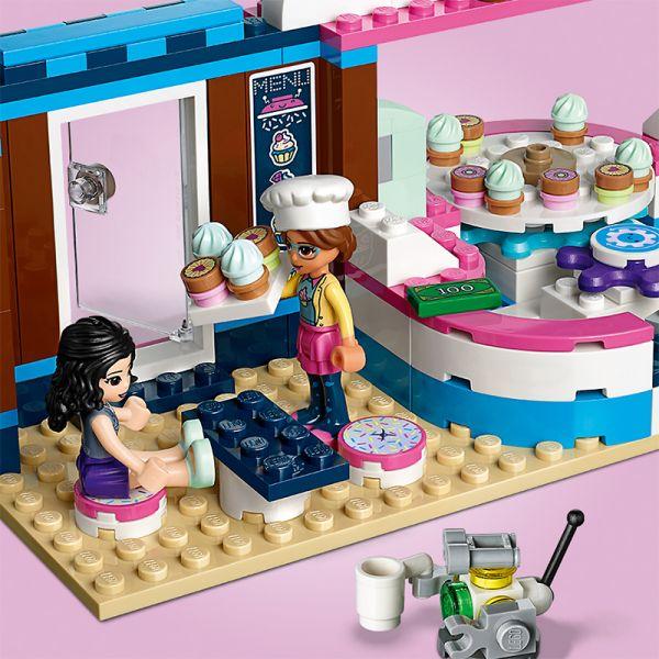 Tiệm Bánh Cupcake Của Olivia