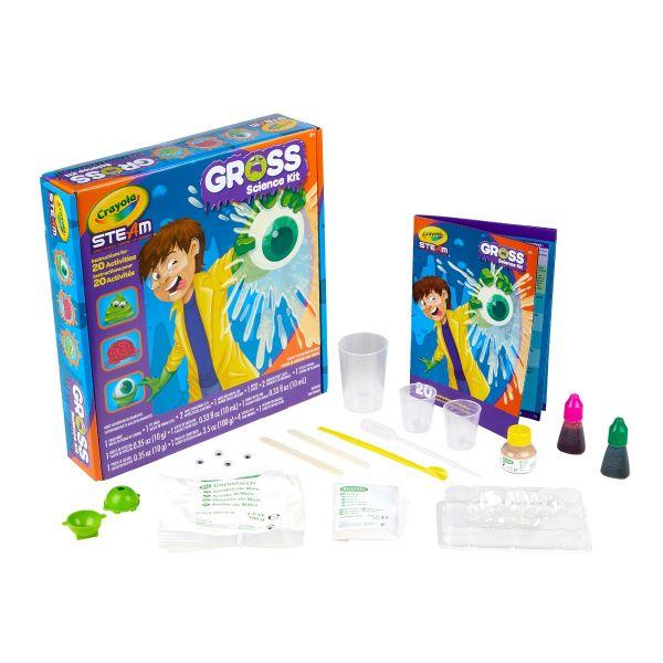 Bộ đồ chơi em yêu khoa học - Chế tạo vật thể kì quái