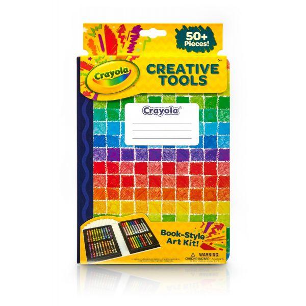 Bộ bút màu sáng tạo - 40 màu kèm phụ kiện