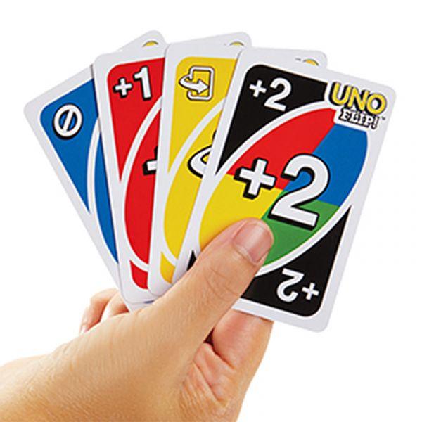 Trò chơi trí tuệ UNO FLIP