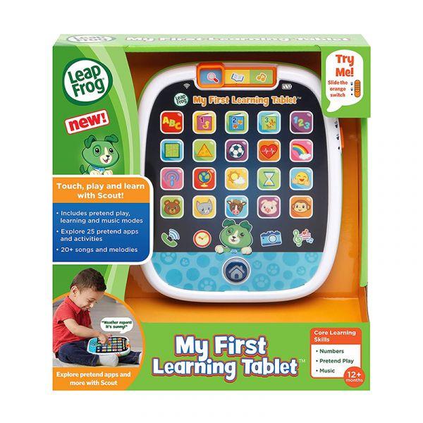 Máy tính bảng đầu tiên cho bé