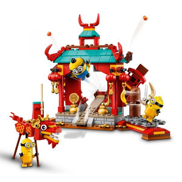 Trận Chiến Kung Fu