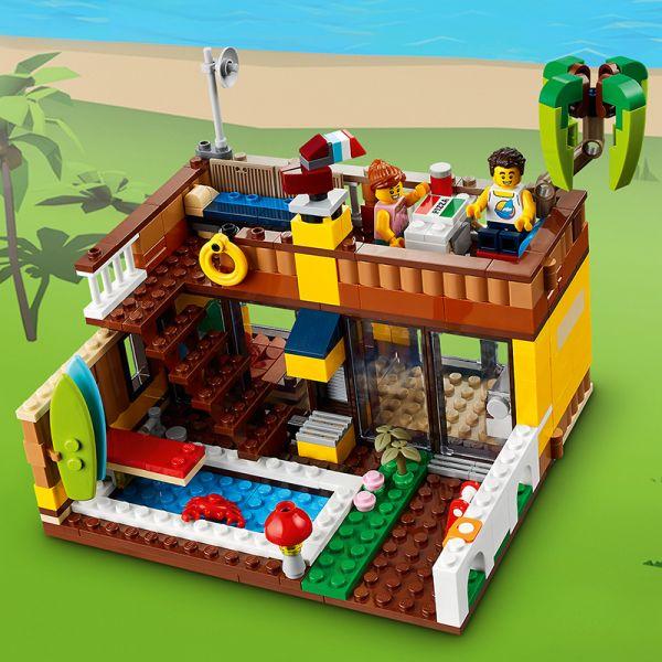 Nhà Lướt Sóng Bãi Biển