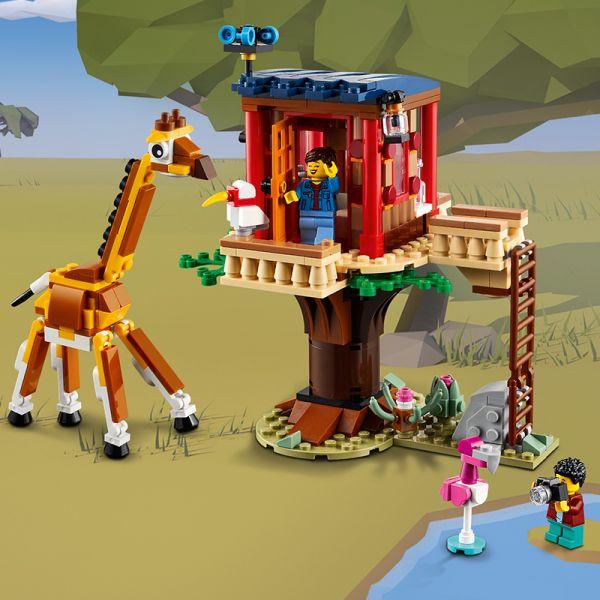 Nhà Cây Safari