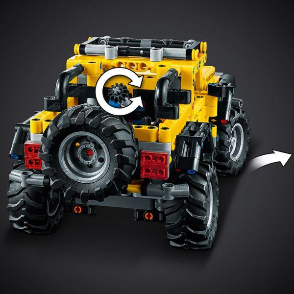 Xe Địa Hình Jeep Wrangler