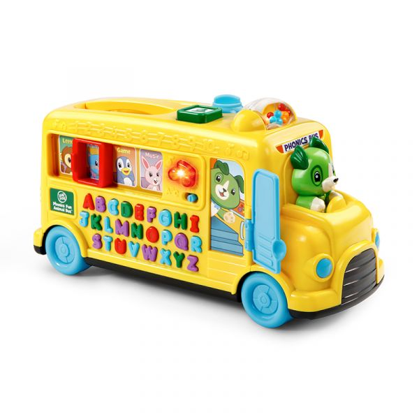Xe bus vui học