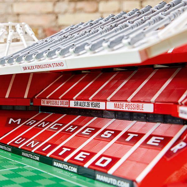 Sân Vận Động Old Trafford - Manchester United