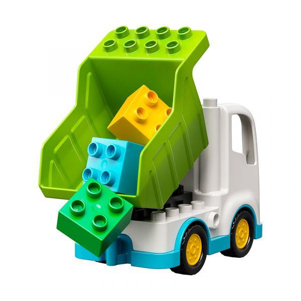 Xe tải đổ rác