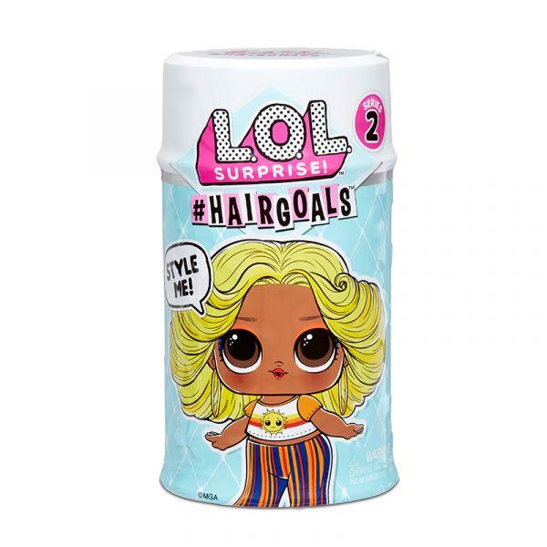 Búp bê LOL phiên bản trang điểm tóc - Version 2