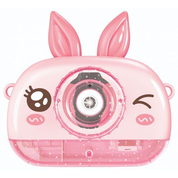 Máy chụp hình phun bong bóng - Thỏ con đáng yêu