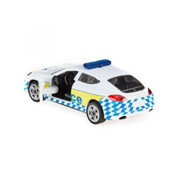 Xe cảnh sát Porsche