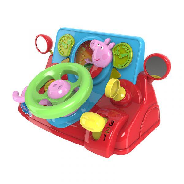 Tay lái Ô tô của Peppa Pig