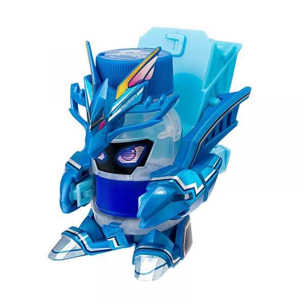 Robot nắp chai Aquasports Rồng Xanh