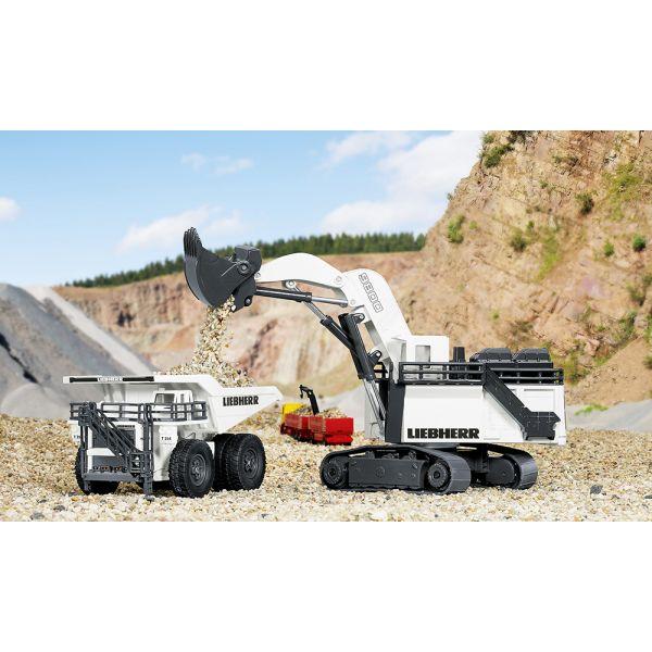 Xe khai thác mỏ