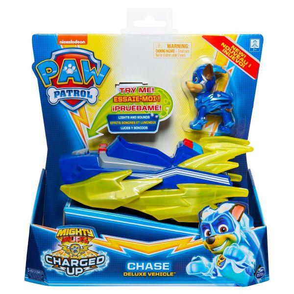 Xe cứu hộ quyền năng Chase