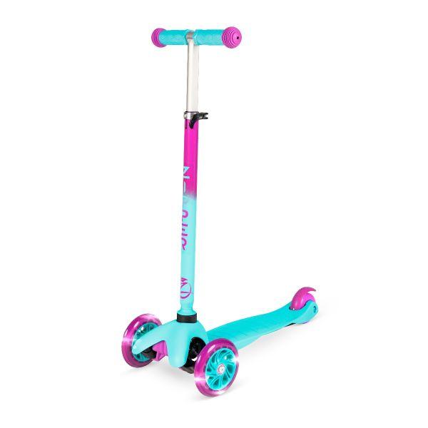 Xe scooter Zipper Zycom - Hồng