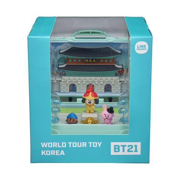 Vali lưu diễn BT21 tại Quảng trường Gwanghwamun -Hàn Quốc