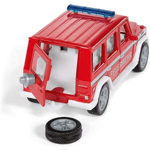 Xe cảnh cứu hỏa Mercedes-AMG G65