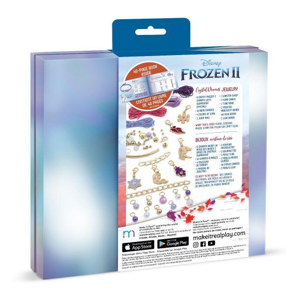 Bộ thiết kế vòng tay Frozen x Swarovski