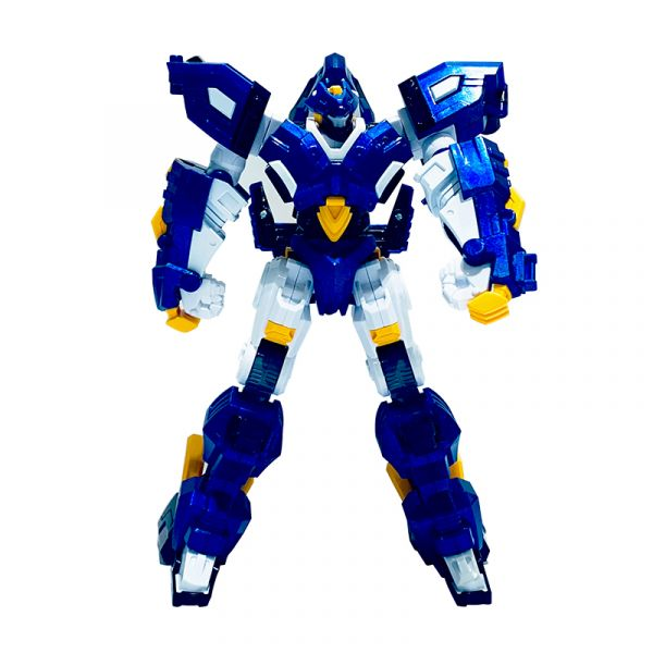 Siêu Robot khổng lồ Tyranno -Phiên bản Tarbo Cơn lốc