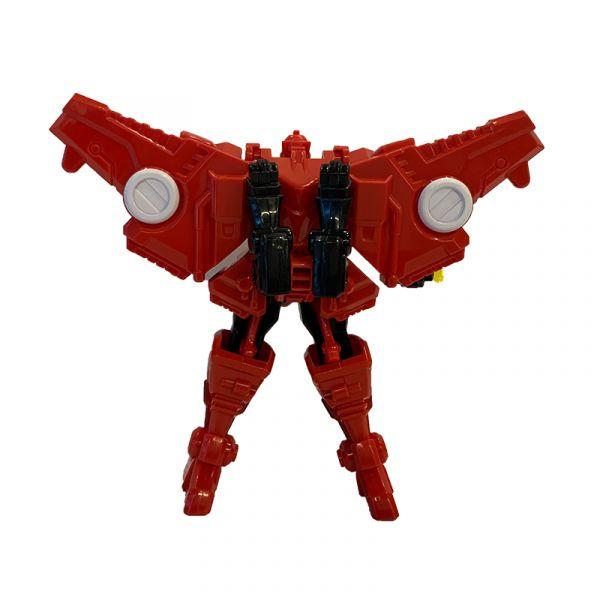 Robot siêu khủng long Preta hỏa thần cùng siêu nhân Sammy lé