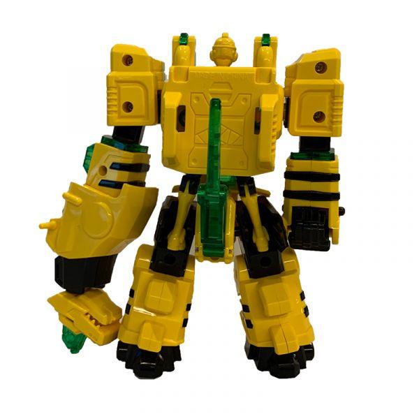 Robot siêu khủng long Brachio cuồng phong cùng siêu nhân Max