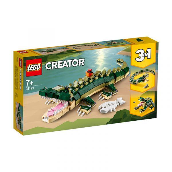 Mô hình cá sấu