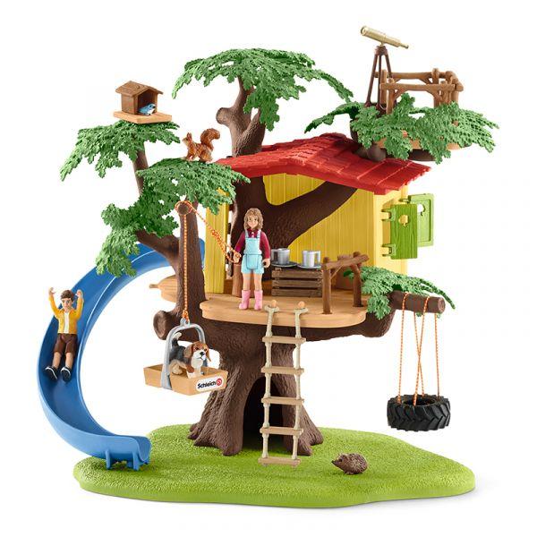 Cuộc phiêu lưu cùng ngôi nhà trên cây