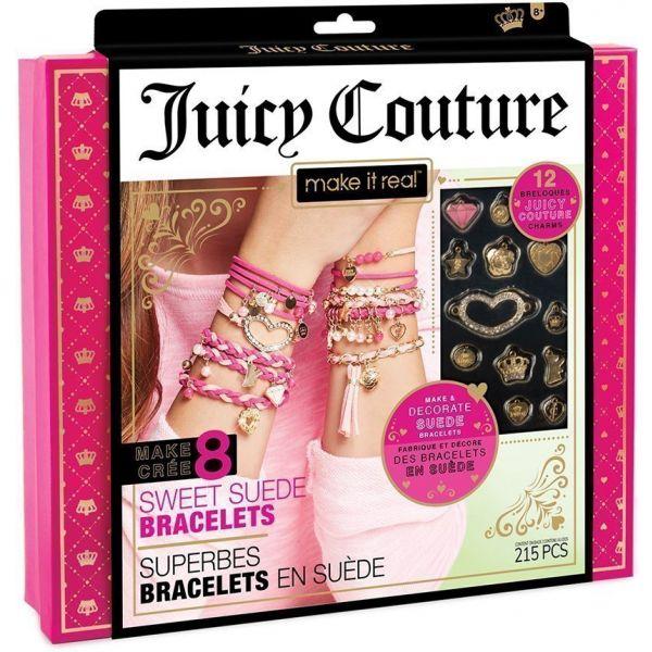Vòng đeo tay ngọt ngào Juicy Couture