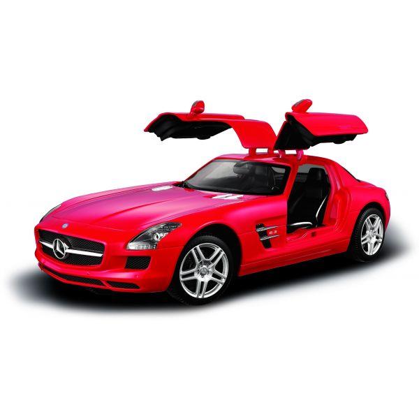 Xe Mercedes-Benz SLS với volang điều khiển