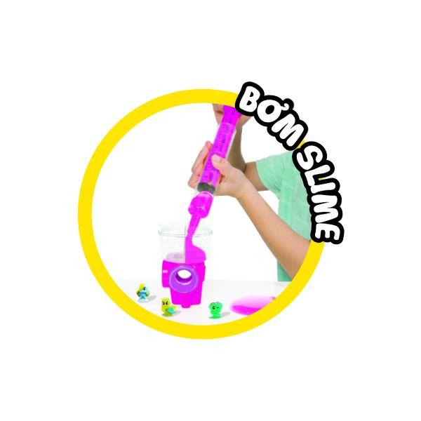 Bộ bong bóng slime thú cưng và búa slime