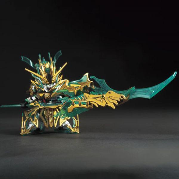Đồ chơi lắp ráp Gunpla - SD SANGOKU SOKETSUDEN Wu Sheng Guan