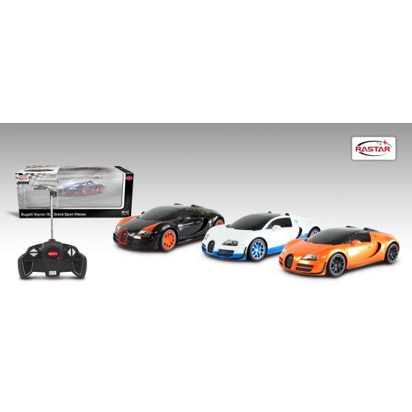 Xe Bugatti Veyron Grand Sport Vitesse