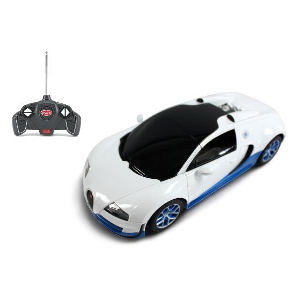 Đồ chơi xe mô hình điều khiển-R/C 1:18 Bugatti Grand Sport V