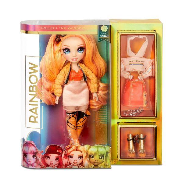 Cô nàng thời trang Rainbow High-Poppy Rowan