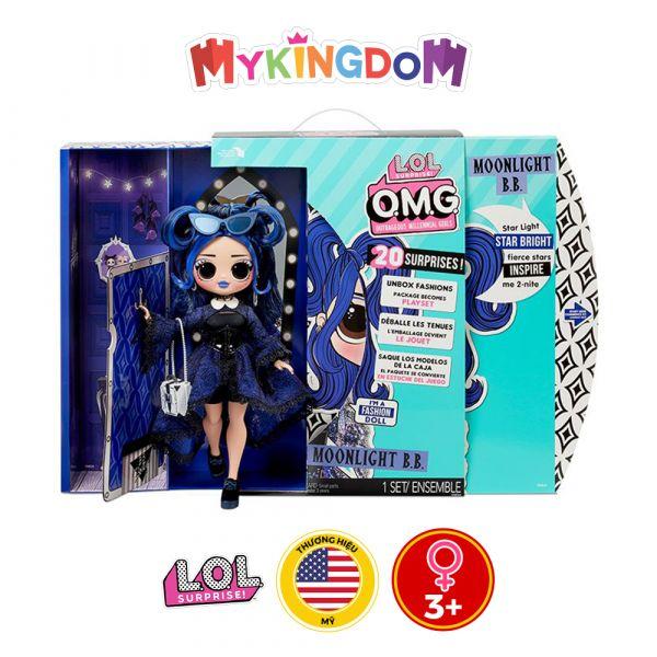 Cô nàng búp bê thời trang OMG - Moon light mộng mơ