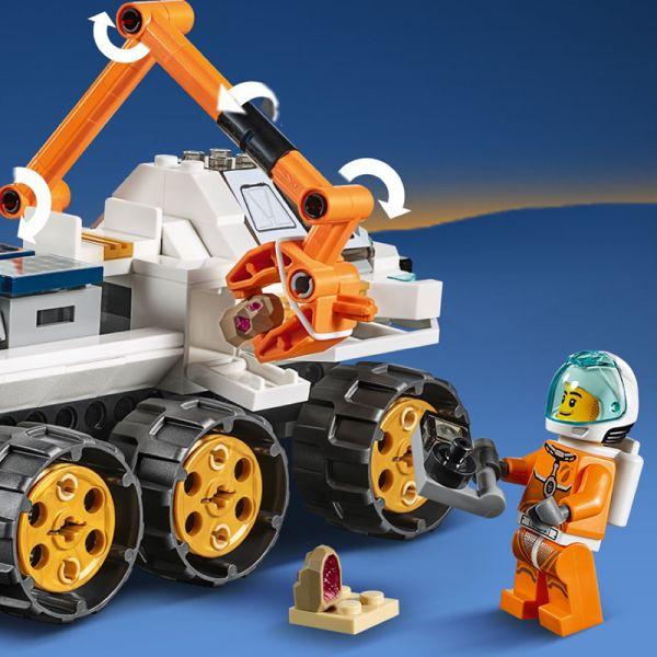 Xe Thám Hiểm Sao Hỏa