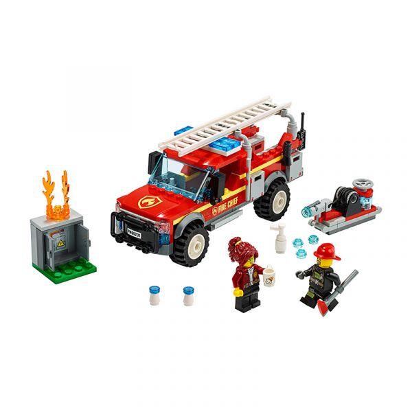 Xe Cứu Hỏa Cơ Động