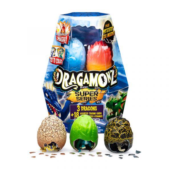 Combo 3 trứng rồng siêu hạng Dragamonz
