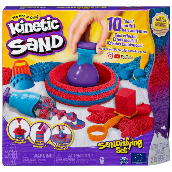 Bộ dụng cụ cắt và tạo hình cát