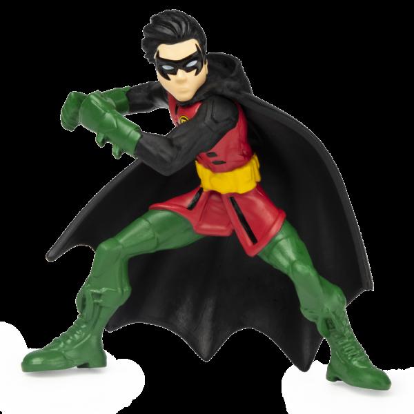 Siêu anh hùng Batman bí ẩn