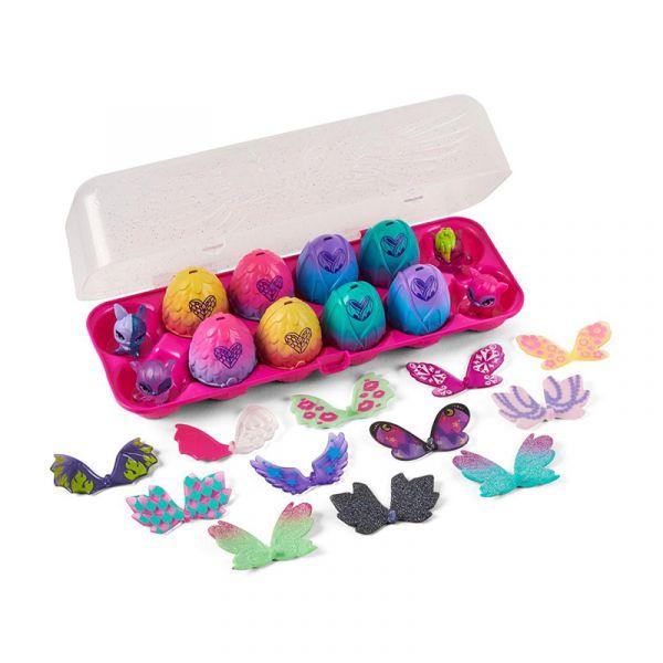 Hatchimals khay 12 trứng mini S9