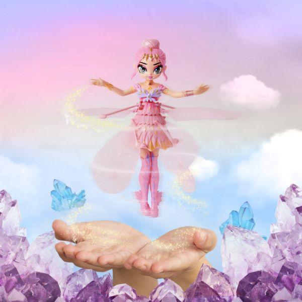 Thiên thần bay Hatchimals Pixies hồng
