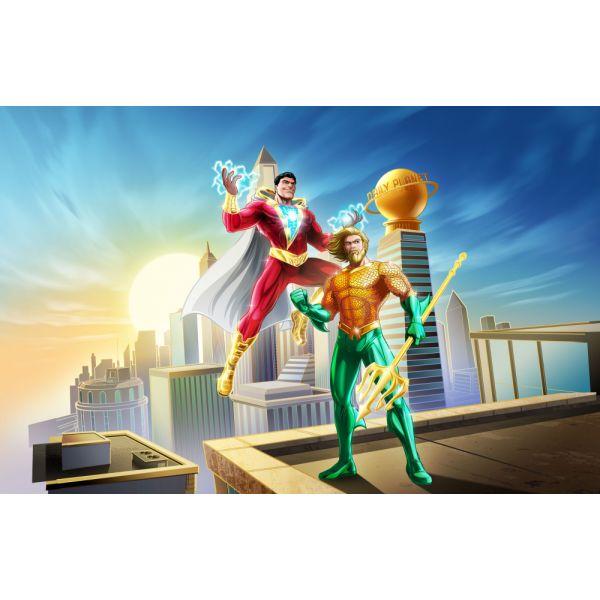 Siêu anh hùng Aquaman 12inch
