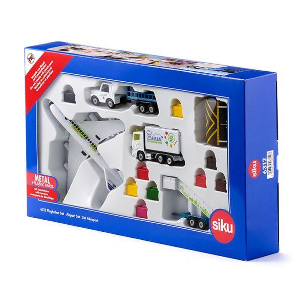 Bộ đồ chơi mô phỏng sân bay