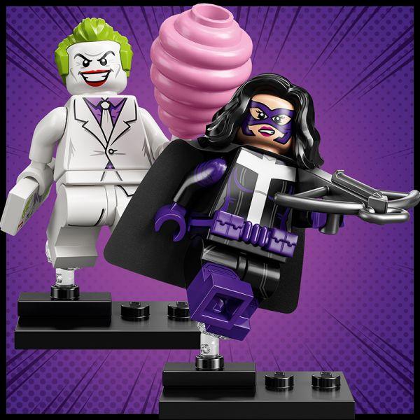 Bộ Nhân Vật LEGO Siêu Anh Hùng DC Comics