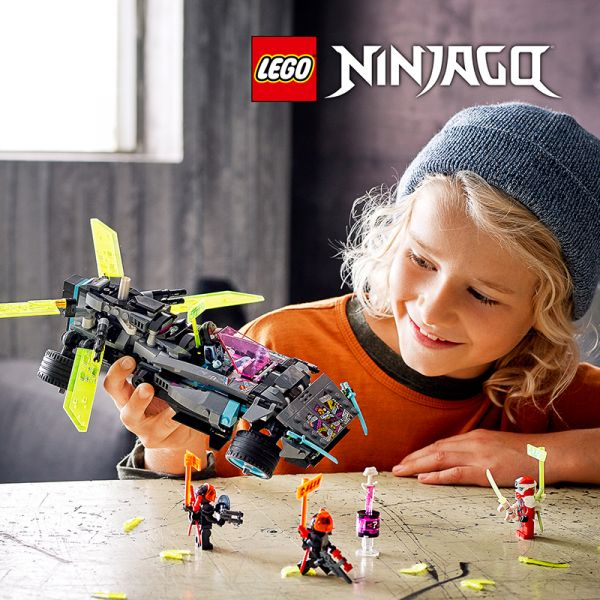 Xe Ninja Địa Hình