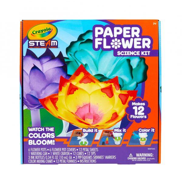 Bộ đồ chơi em yêu khoa học - chế tạo bông hoa kỳ diệu